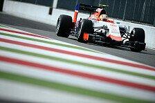 Formel 1 - Reihe sieben für Manor: Nervenkitzel in Kurve eins