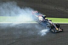 Formel 1 - Rosberg und Hülkenberg fordern harte Strafen