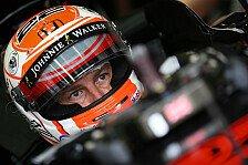 Formel 1 - McLaren entscheidet über Buttons Zukunft