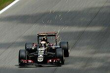Formel 1 - Grosjean: Hartes Duell mit Force India und Ferrari