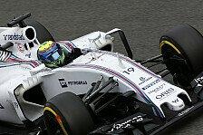 Formel 1 - Massa schickt Rosberg eine Kampfansage