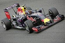 Formel 1 - Kvyat: Red-Bull-Chassis wieder bei den besten