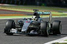 Formel 1 - Qualifying: Hamilton holt Pole mit Super-Motor