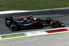 Formel 1 - McLaren nimmt Chancenlosigkeit halbwegs gelassen
