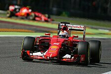 Formel 1 - Vettel: Startposition drei hinter Räikkönen