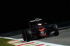 Formel 1 - McLaren will Honda unter Druck setzen