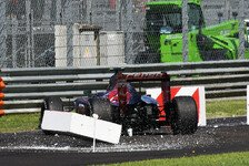 Formel 1 - Bilder: Italien GP - Sainz Jr.: Abflug, Dreher & mehr