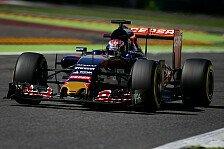 Formel 1 - Toro Rosso verpasst die Punkte knapp