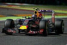 Formel 1 - Red Bull: Ewige Top-10-Serie reißt in Monza