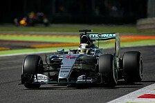 Formel 1 - Danner: Hamilton ohne volle Leistung auf Pole