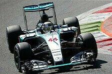 Formel 1 - Hamilton: Monza Pole mit Motorsorgen