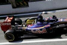 Formel 1 - Drive Through: Verstappen für Striptease bestraft