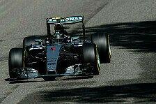 Formel 1 - Rosberg im Pech: Motorschaden in Monza