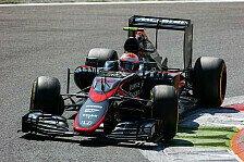 Formel 1 - Button: Kein Zeitplan für McLaren-Fortschritte