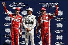 Formel 1 - Italien GP: Die 7 Schlüsselfaktoren