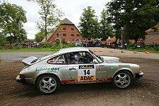 ADAC Rallye Masters - Ostsee-Rallye: Top-Piloten ihre Divisionen