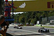 GP2 - Mitch Evans siegt in letzter Sekunde