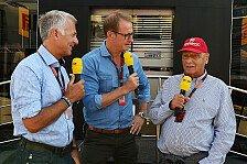 Formel 1: RTL & ORF ändern nach Niki Laudas Tod TV-Programm