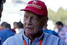 Formel 1 - Lauda: Ferrari ein hervorragender Gegner
