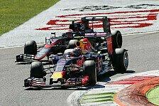 Formel 1 - Dennis erklärt Veto gegen Red Bull-Honda