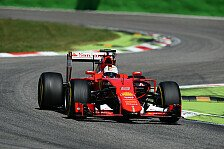 Formel 1 - Sound-Check: So klingt der neue Ferrari-Motor