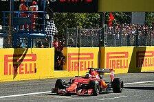 Formel 1 - Ferrari: Starker Monza-Motor nur der Anfang