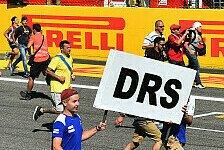 F1, Silverstone-DRS scheidet Geister: Vettel findets verwirrend
