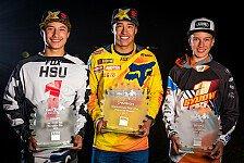 ADAC MX Masters - Die Sieger der Saison im ADAC MX Masters 2015