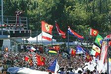 Formel 1 - Endlich! Monza vor Vertrags-Verlängerung