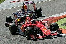 Formel 1 - Ferrari: Sind nicht schuld an Red-Bull-Misere