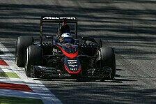 Formel 1 - Briatore: Alonso braucht Geduld bei McLaren