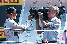 Formel 1 - Zahlen belegen: Mercedes Opfer von TV-Boykott