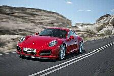 Auto - Der neue Porsche 911 Carrera