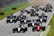 Formel 1 - 21 Rennen 2016? Laut Reglement unmöglich