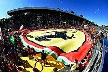 Endlich xix! Monza trägt weiter Italien GP aus