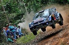 WRC - Australien: Kris Meeke ärgert VW