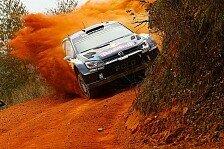 WRC - Bilder: Rallye Australien - Shakedown & Tag 1