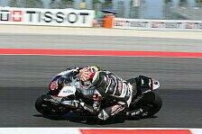 Moto2 - FP1: WM-Vorentscheidung gefallen
