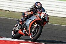 MotoGP - Bradl: Ohne Sturz um Platz 14 bis 15