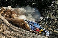WRC - Ogier: Australien sollte nicht WRC-Finale werden