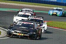 DTM - Vorschau Nürburgring: Rennen mit Gewicht