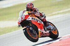 MotoGP - Marquez bricht Lorenzos Dominanz