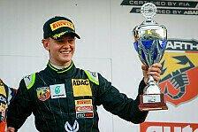 Formel 1 - Mick Schumacher gegen die F1-Stars