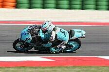 Moto3 - FP3 in Aragon: Vazquez legt vor