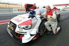 DTM - Hans-Joachim Stuck: DTM-Autos sind eindrucksvoll