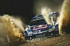 WRC - Volkswagens Ziel: Rekordserie von Citroen schlagen