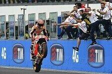MotoGP - Marquez: Auch nach Sieg keine Titelchance