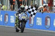 MotoGP - Biaggi: Rossi verdient den Titel