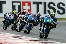 MotoGP - Suzuki versinkt in Misanos Regenchaos