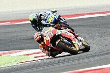 MotoGP - Rennanalyse: Marquez perfekt, Yamaha zu zögerlich